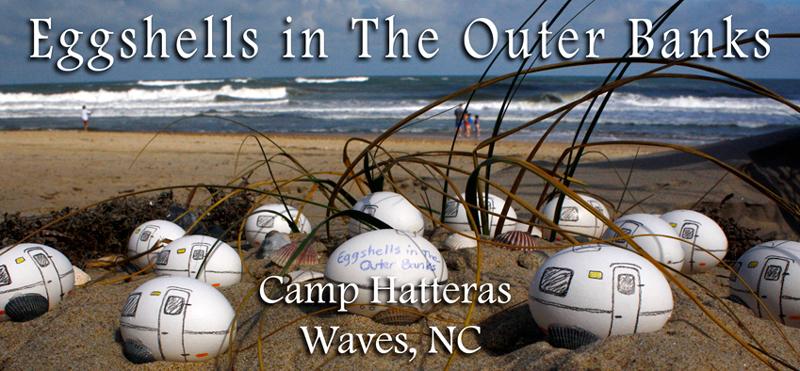 Jeannine Patane Eggshells in Outer Banks