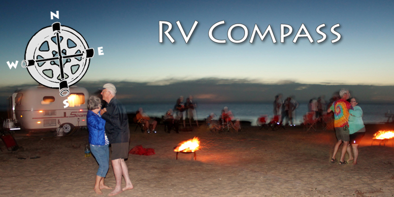 RV Compass rallies